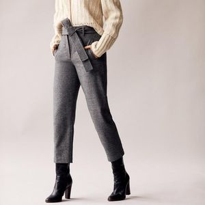 Wilfred tie front jallade WOOL pants